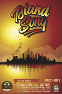 Island Song Poster