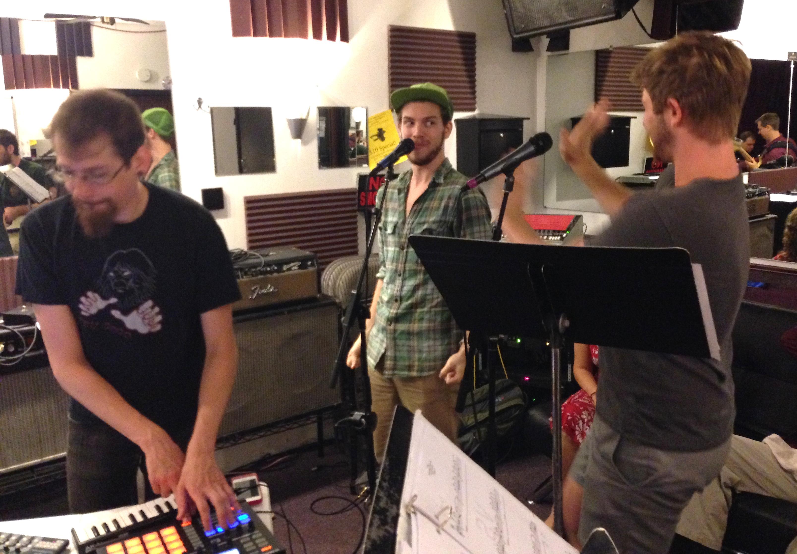 Eric, Nat & Chris 2
